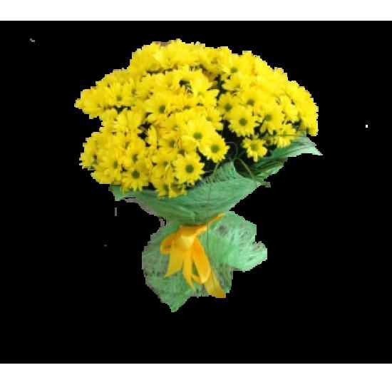 """Букет цветов """"Солнечный круг"""""""