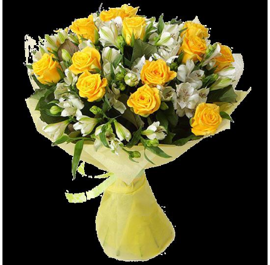 """Букет цветов """"Фиеста"""""""