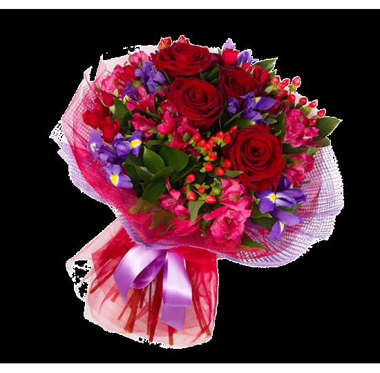 """Букет цветов """"Агат"""""""