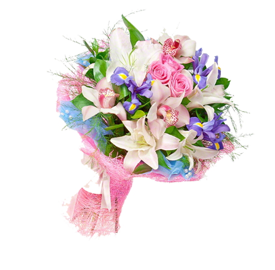 "Букет цветов ""Моника"""