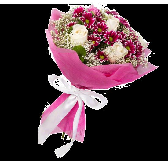 """Букет цветов """"Фианит"""""""