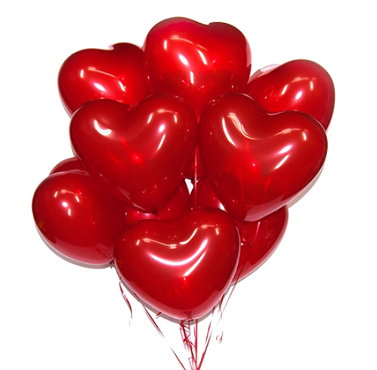 Букет роз с сердцем шарики цветов комсомольск цветы