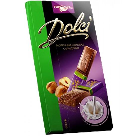 Шоколадка Dolci молочный