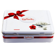 Большая коробка Raffaello 300г.