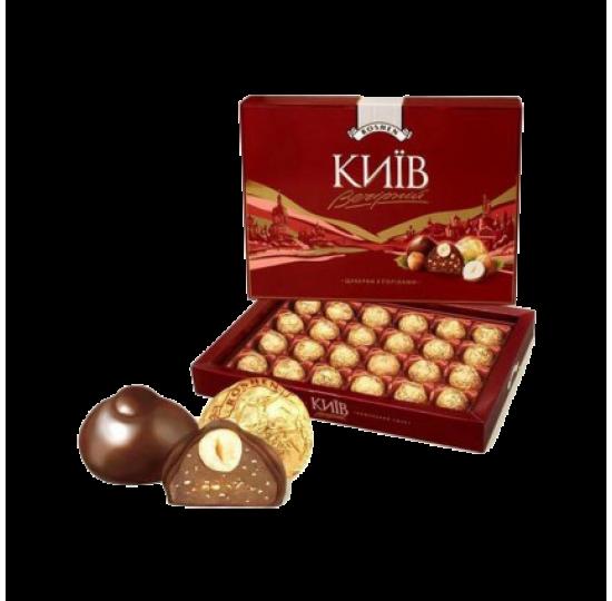 """Большая коробка конфет """"Вечерний Киев"""""""