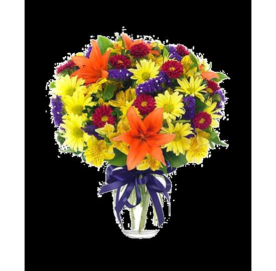 """Букет цветов """"Праздник"""""""