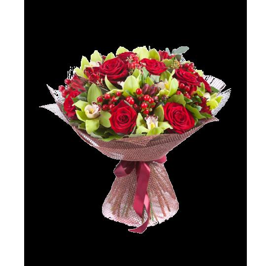 """Букет цветов """"Слова любви"""""""