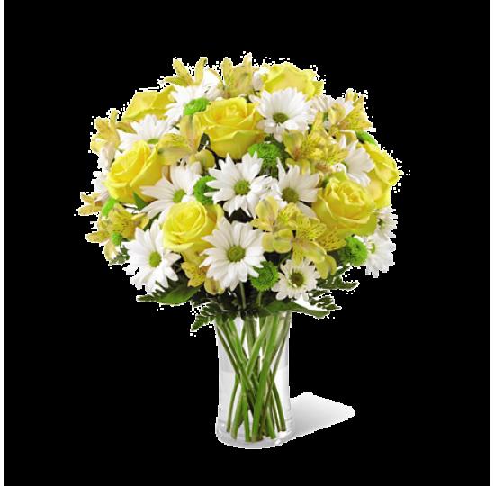 """Букет цветов """"Теплота чувств"""""""