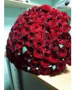 101 ,151 красная роза  Гран-При