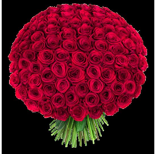 """Букет """"151 Красная роза"""""""