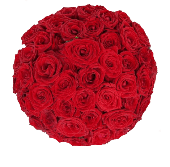25 красных роз Гран-При