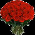 25 красных роз  «Классика» Доставка цветов Киев. Заказ цветов Киев.
