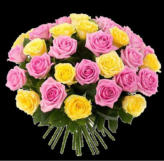 """Букет роз """"Солнечный день"""""""