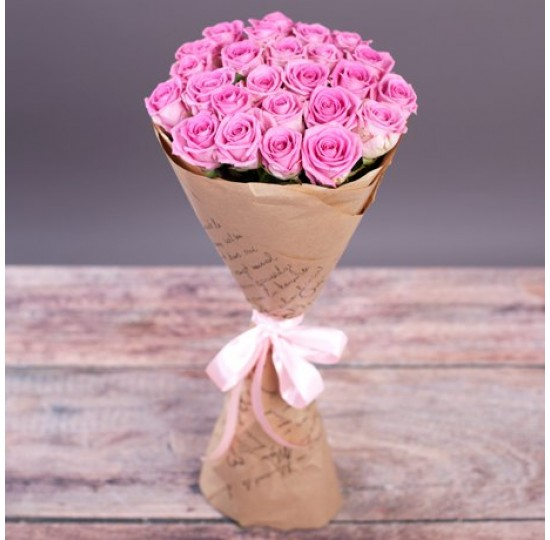 """Букет из роз """"Романтика"""""""