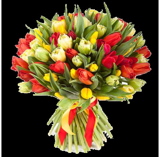 """Букет цветов """"Весенний миг"""""""