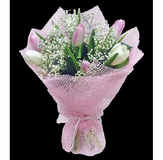 """Букет цветов """"Розовая нежность"""""""