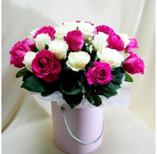 """Букет из роз """"Монако"""""""